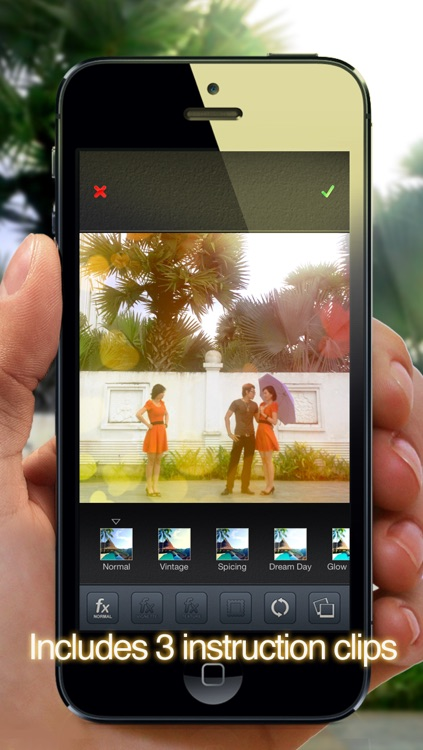 X2 Camera - Clone Yourself, Flying, Invisible Photo, and Split Pic screenshot-3