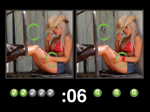Spot the Difference Image Hunt Game screenshot