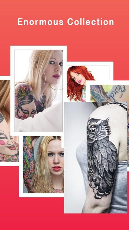 Tattoo ideas & designs ™ screenshot-4