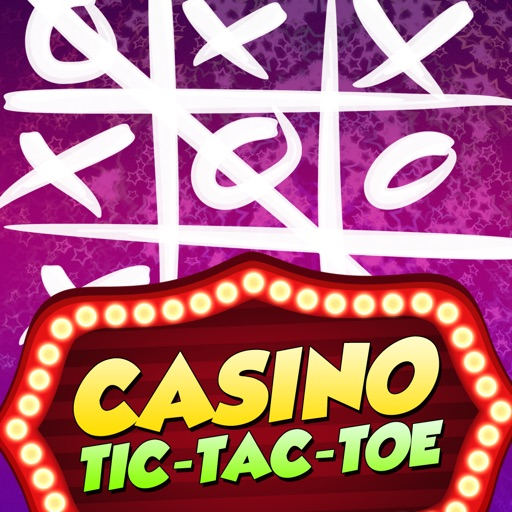 Casino Tic Tac Toe - Jackpot Gold icon