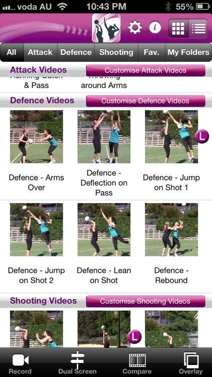 Netball Coach Plus screenshot-3