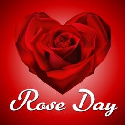 Rose Day Frames