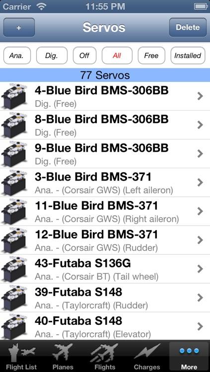 Flight List screenshot-4