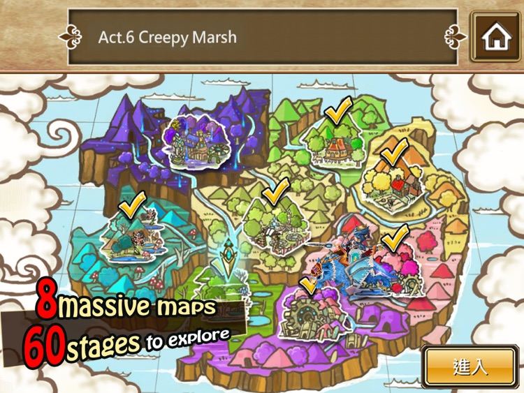 Fantasy Adventure HD screenshot-3