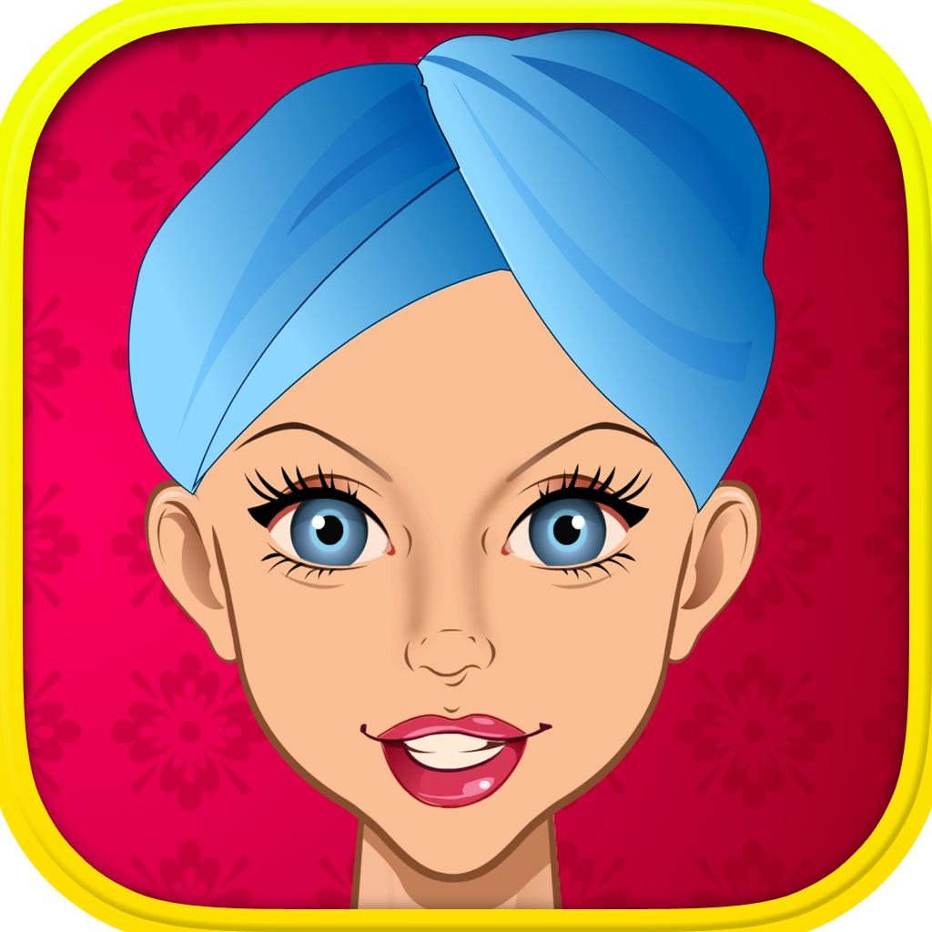 Lucy's Facial Makeover