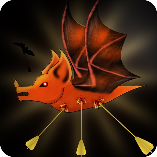 Vampire Bat Hunt - Play great cool action packed vampire bat shooting and killing arcade game icon