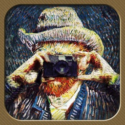 Van Gogh Art Camera - Artistic effects for Instagram, Facebook, Twitter