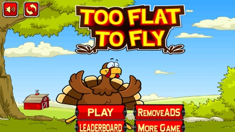 Too Fat To Fly : Tom's Sky Dash
