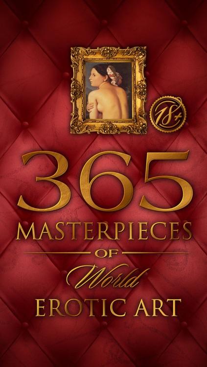 365 masterpieces of world erotic art. Full version.