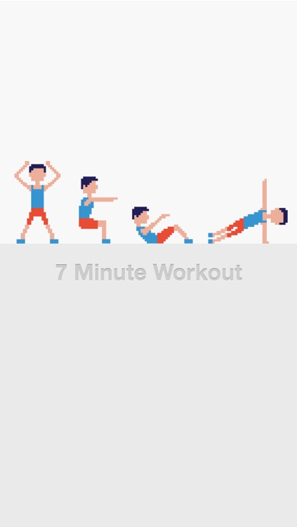 Workout (7 Minute Body Fitness Exercise)