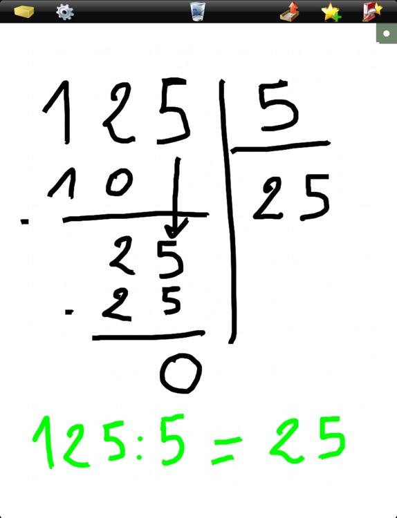 Blackboard to write and draw on iPad screenshot-3