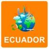 エクアトル ヘクトル地図オフ - Vector World