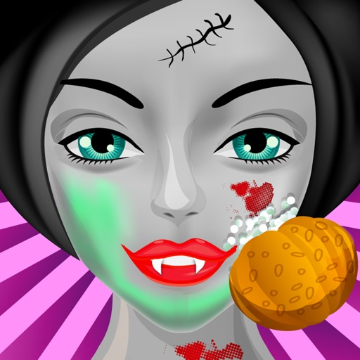 Vampire Monster Crazy Makeover Salon 2 – Free Girls Game