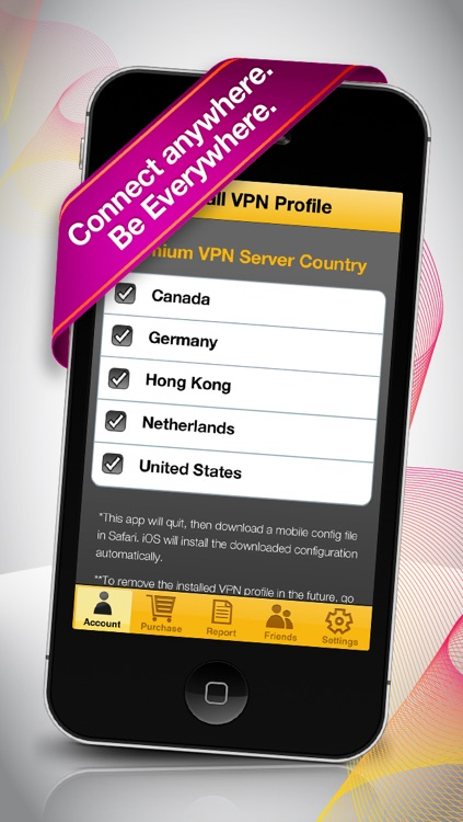 VPN ULTRA screenshot-2