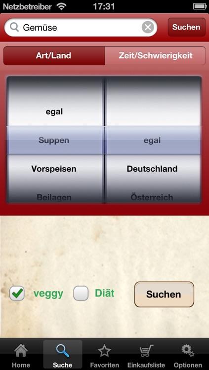 60.000 Rezepte von Kochmeister