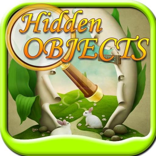 Hidden Objects Spring Mystery