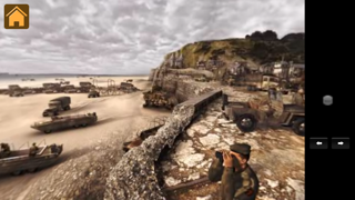 Arromanches 1944 screenshot three