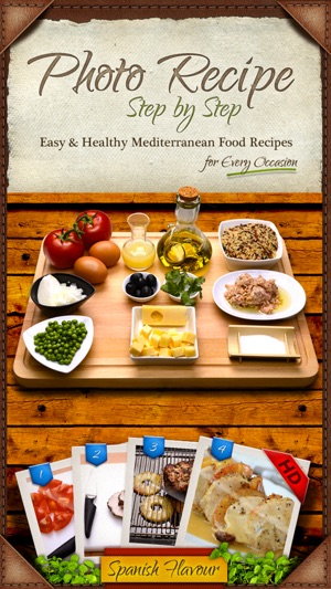 Photo recipe step by step easy and healthy mediterranean food screenshots forumfinder