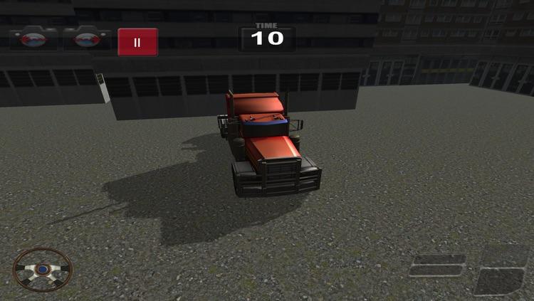 Truck Racing screenshot-3