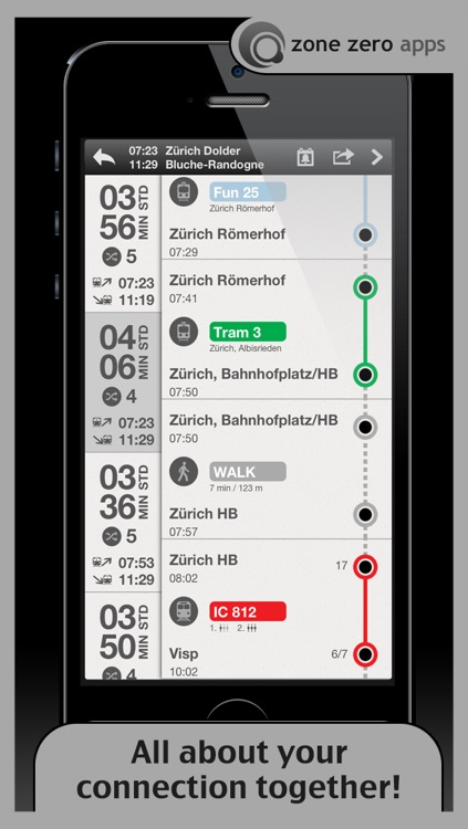 Swiss Transit Free