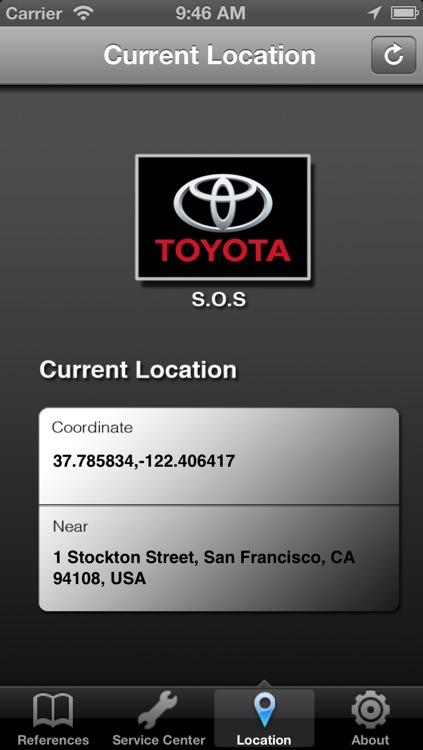 Toyota Indicator Light screenshot-4