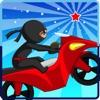 A Drag Bike Race: Ninja Harlem Shake Edition - Free Racing Game