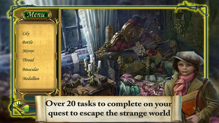 Mystery Case: Tracks of Terror Free screenshot-3