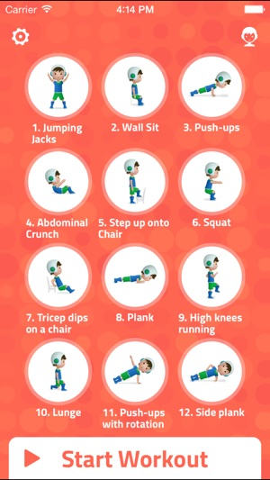 7 Minute Workout For Kids Make Fitness Fun Stronger Healthier