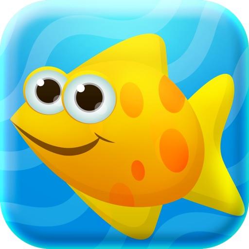 Absurd Aquarium Ridiculous Fish-Tanked Match 3 Puzzle Game PRO icon