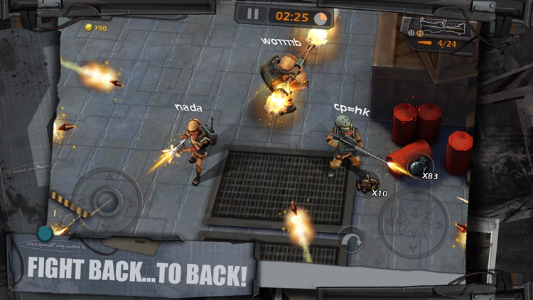 WarCom: Shootout screenshot-0