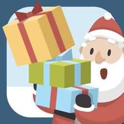 Santa Scramble! Help Chase Down the Presents and Save the Holiday Season!