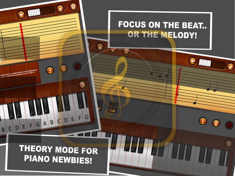 Piano Life HD - Learn Music Theory and How to Sight Read screenshot-4