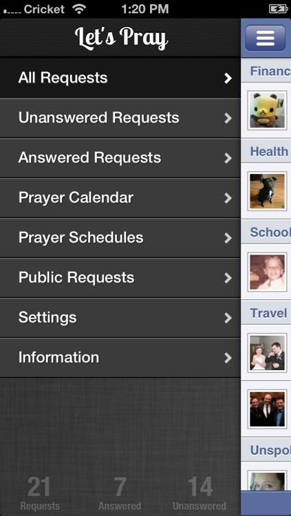 Let's Pray! screenshot-3