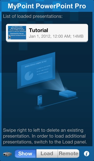 mypoint powerpoint presentation pro on the app store
