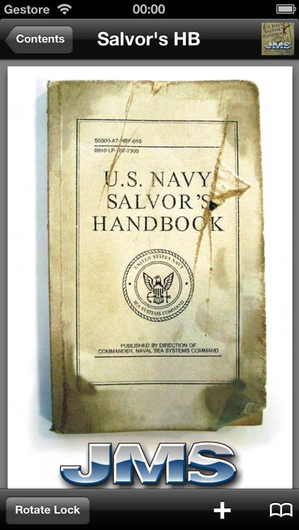 U.S. Navy Salvor's Handbook ver 5.0