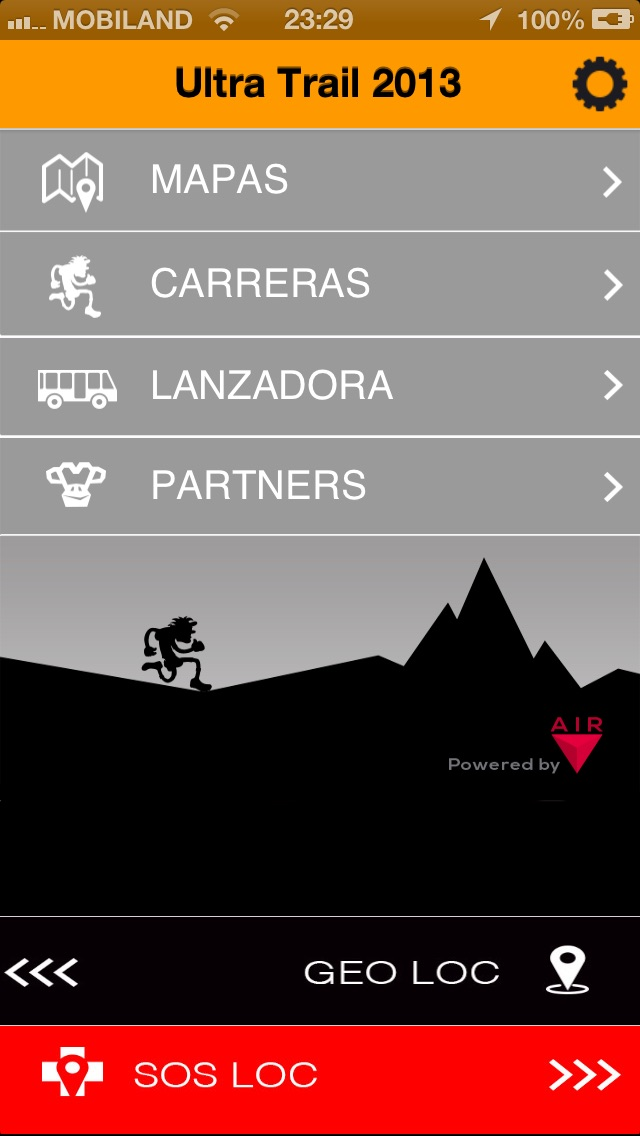 Ultra Trail Andorra 2014