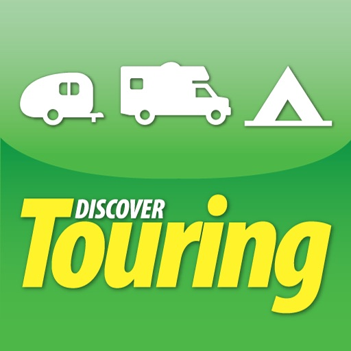 Discover Touring Magazine icon