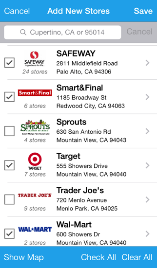 cancel Grocery Pal (In-store weekly savings, sales, coupons & shopping list) subscription image 2