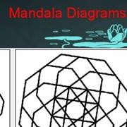 Mandala Draw Diagrams