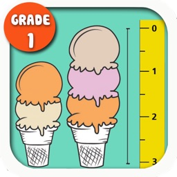 Kids Math-Measurement Worksheets(Grade 1)