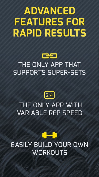 Workout: Gym personal trainer & workout tracker screenshot-4