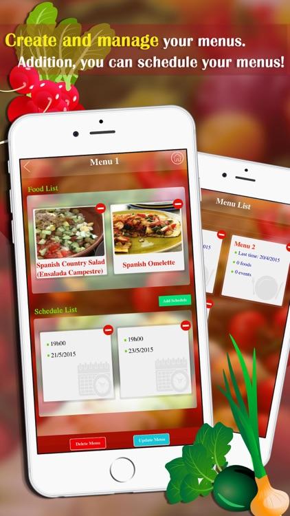 Spanish Food Recipes