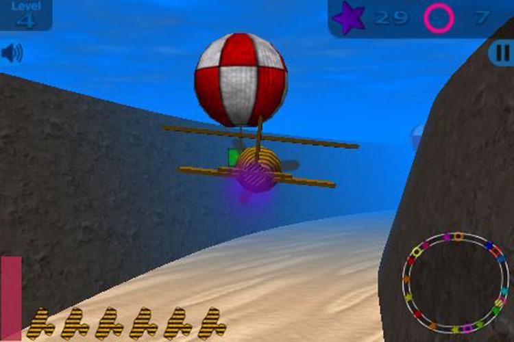 BiiPlane - Flying Game screenshot-3