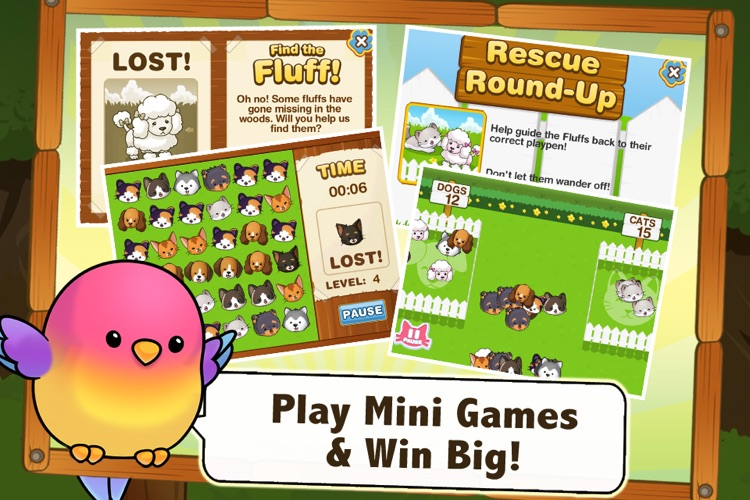 Fluff Friends Rescue ™ screenshot-3