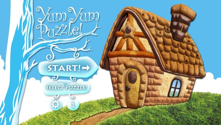 YumYum Shape Puzzle screenshot-4