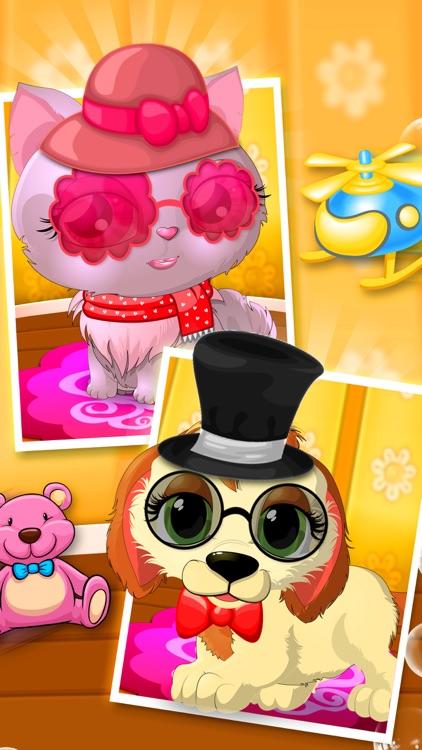 My Little Pet Shop - Spa & Dress Up screenshot-3