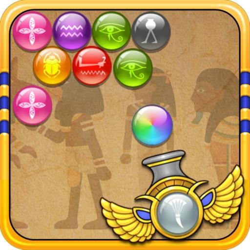 Bubble Shooter Egypt