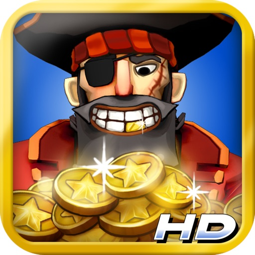 Pirates vs Corsairs: Davy Jones' Gold HD icon