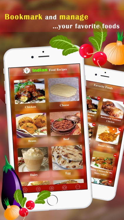 Indian Food Recipes+ screenshot-3