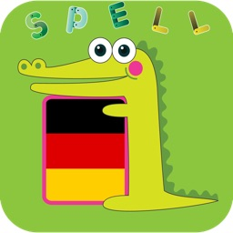 Spell Animal Name in German - Buchstabieren Tier in Deutsch